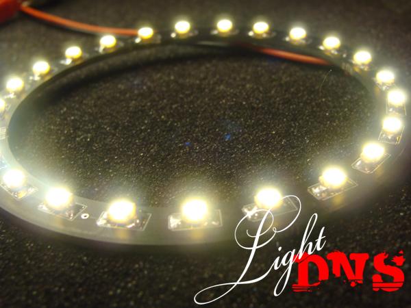 Использованы белые (3800К) светодиоды SMD 3528, платы Mi-Circle 90mm, SMD диоды, SMD резисторы, стабилизаторы LM317 и...
