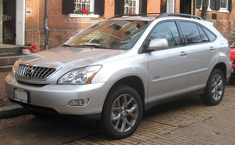 TOYOTA HARRIER (2007- 2009)
