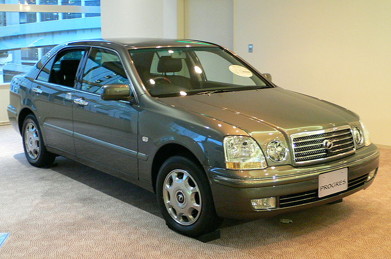 TOYOTA PROGRESS (1998 - 2007)
