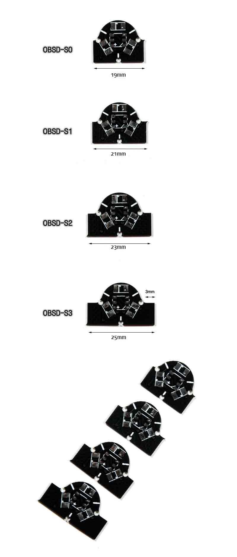 Плата O-BLOCK OBSD-S3 D-19