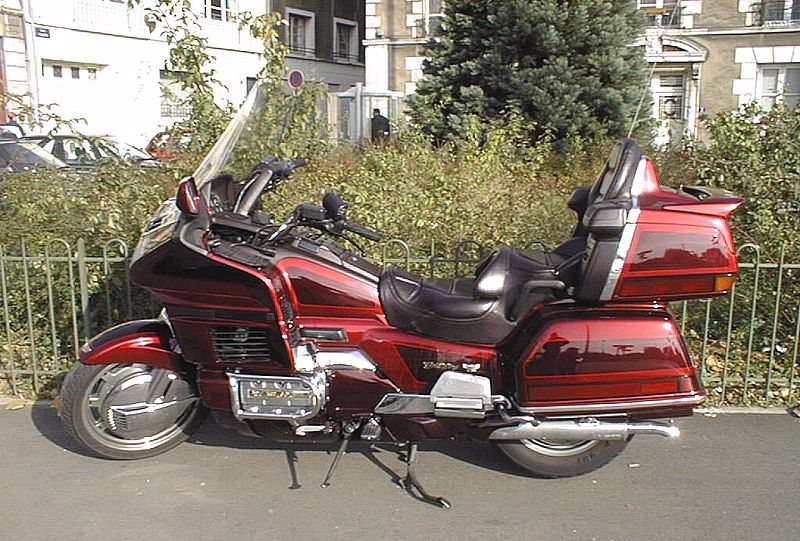 HONDA GOLD WING (2001 - н.в.)