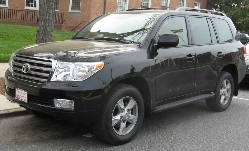 TOYOTA LAND CRUISER (2008 - н.в.)
