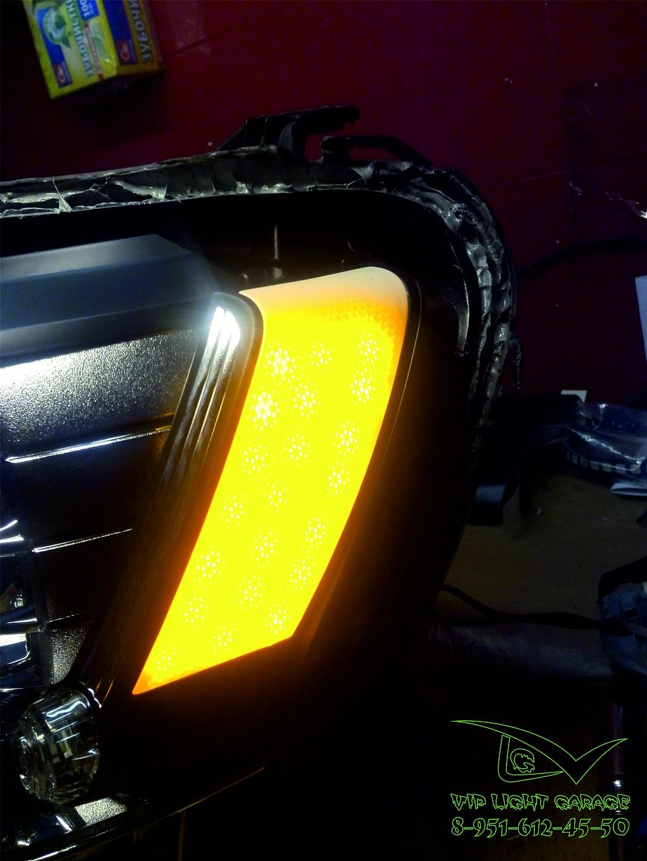 Светодиоды для авто своими руками - как сделать светодиодное 40